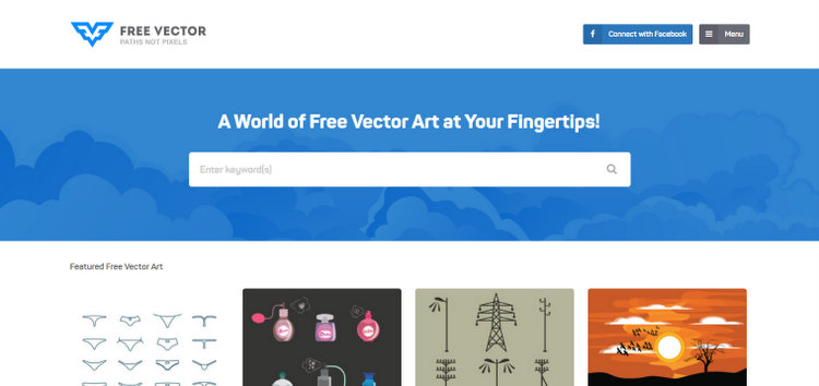 Free Vector Site