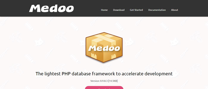 Medoo-PHP-database-framework