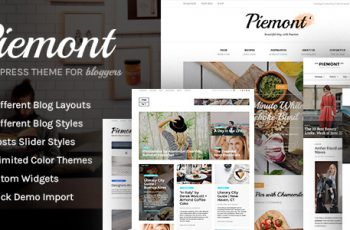Piemont-Responsive-WordPress-Blog-Theme