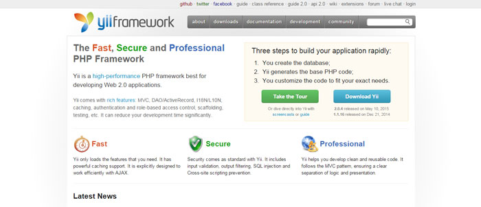 Yii-PHP-Framework--Best-for-Web-2