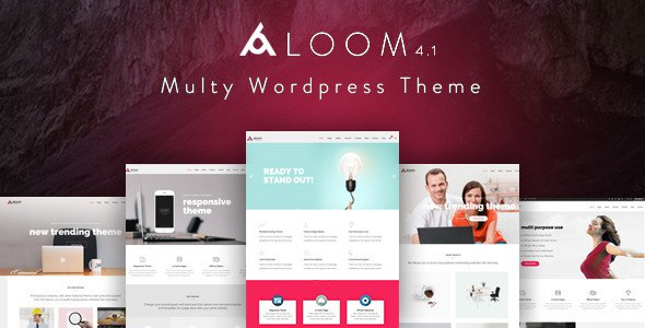 Aloom MultiPurpose WordPress Theme