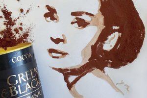 Audrey Hepburn food arts