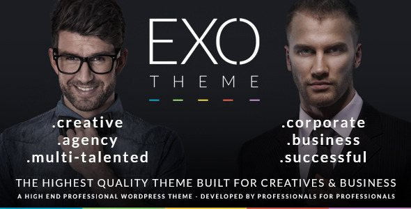 Corporate Specific Purpose Theme EXO