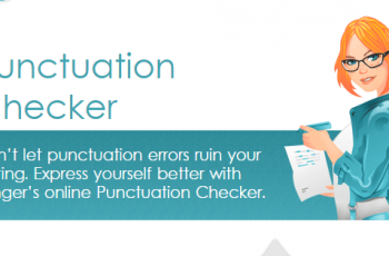 Free Online Punctuation Checker GingerSoftware