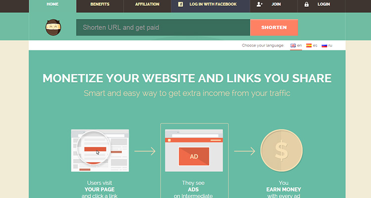 URL-Shortener-to-Earn-Money-Shortest