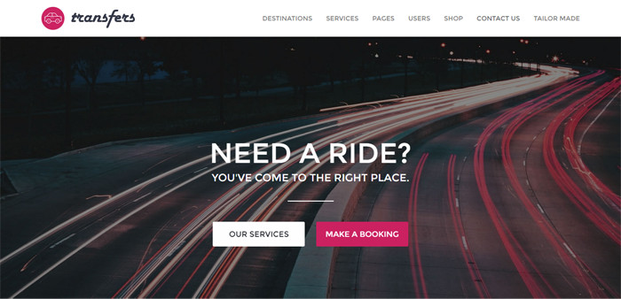 transport-and-car-hire-wordpress-theme
