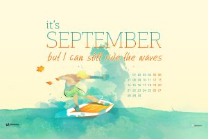 Calendars Wallpapers September 2015-its-september-but-i-can-still-ride-the-waves-1920x1200