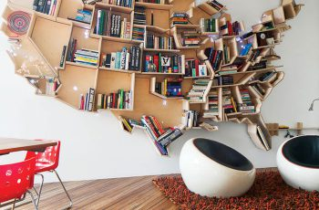 Creative Bookshelves 1
