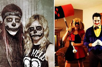 Halloween Couples Photos 2