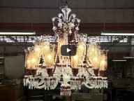 Mesmerizing Video Shows The Process of Making a Crystal Chandelier