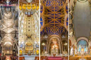 Stunning Vertical Panoramic Photographs Churches 2