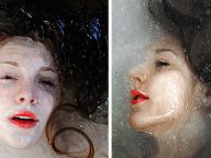 Photorealistic Oil Paintings Capture Intimate Portraits of Human Vulnerability