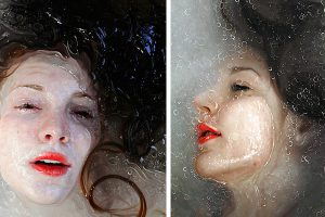 20 Photorealistic Oil Painting Portraits AlyssaMonks