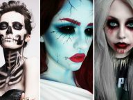 17 Scare Halloween Makeup Ideas that will definitely inspire