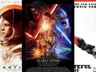 16 Amazing Movie Posters from 2015