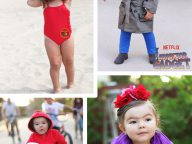 Adorable Toddler Dresses in the Cutest Halloween Costumes