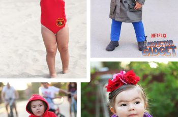 Toddler Dresses in the Cutest Costumes for Halloween 1