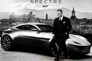james bond 007 spectre wallpaper Aston Martin DB10 Car