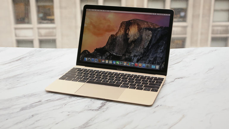macbook air gold 2015