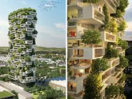 Vertical Forest: 384ft-Tall Apartment Tower in Switzerland