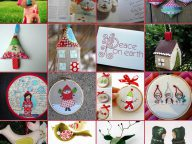 20 Creative Christmas Ornaments Ideas for 2015 Holiday Season