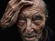 Photographer Captures Striking Portraits Of Homeless People