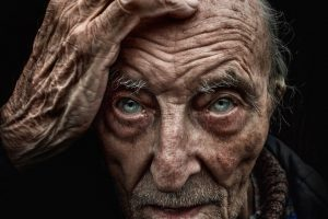 Poignant Portraits Of Homeless People 1