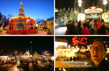 Tivoli Gardens holiday season