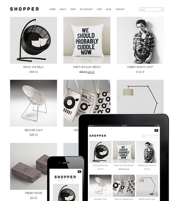 shopper-woocommerce-theme