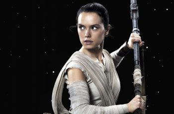 Daisy Ridley Rey Star Wars The Force Awakens hd wallpaper-1366x768