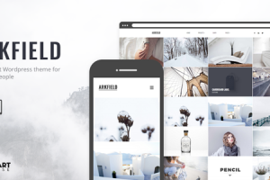 Elegant Portfolio WordPress Theme
