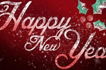 Happy New Year Facebook Cover
