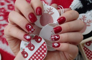 Manicure Ideas for Christmas 1