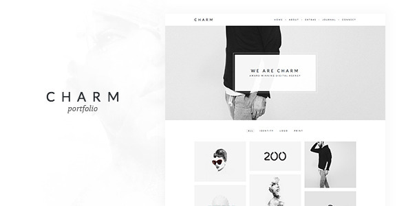 charm-portfolio-for-freelancers-agencies