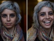 Photographer Captured What Happens When People Are Told They Are Beautiful