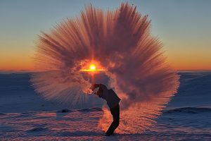 tossed tea arctic perfectly timed photo michael davies 1