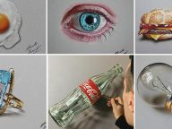 34 Incredible Photorealistic Drawings by Marcello Barenghi