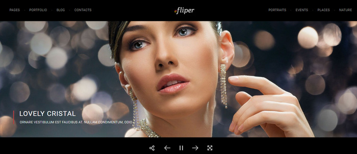 1-fliper-photo-fullscreen-wordpress-theme