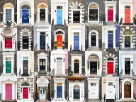 Beautiful and Colorful Doors from Around the World