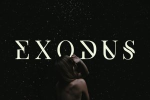 Exodus Free Typeface Font of the day Download