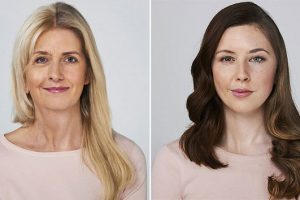 proof-mothers-daughters-look-alike-photo-experiment 2