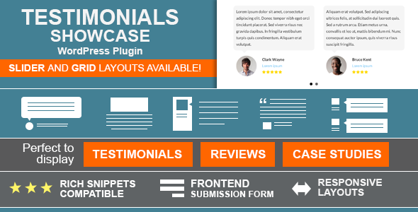 20 WordPress Testimonial Plugins