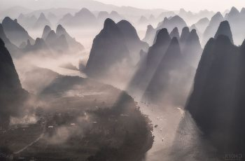 Breathtaking Landscapes of Guilin China Photos 1