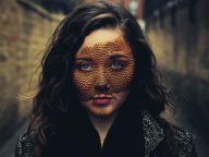 Photographer Creates Surreal Portraits for a Charity Exhibition