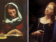 Subway Passengers Photographs Look like 16th-Century Paintings
