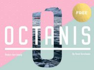 Beautiful Headlines Free Font Family Octanis