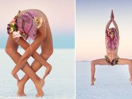 Inspiring Yogi Contorts Her Body into Incredible Poses to Promote Inner Peace