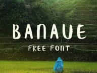 Handwritten Brush Font Free Download – Banaue
