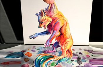 colourful-portraits-of-animals-paintings-by-katy-lipscomb-1