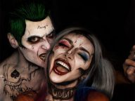 These Makeup Perfect for Halloween Celebrations, Artist Transformed Herself Into Amazing Characters